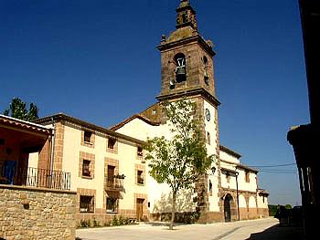 Fotografías tomadas el 31 de agosto de 2007 en la localidad navarra de ANCÍN /ANTZIN