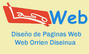 lasoweb diseño de paginas web - web orrien diseinua